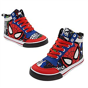 Amazing Spider-Man Sneakers for Kids