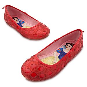 Snow White Flats for Kids