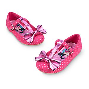 Minnie Mouse Dress Shoes for Kids