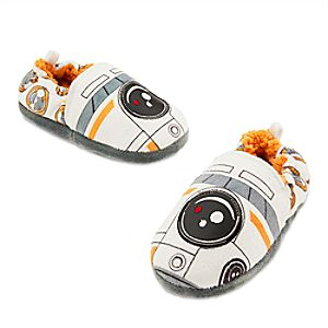 BB-8 Slippers for Kids