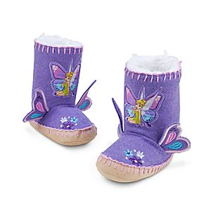 Tinker Bell Deluxe Slippers for Kids