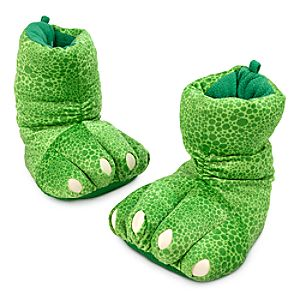 The Good Dinosaur Plush Slippers for Kids