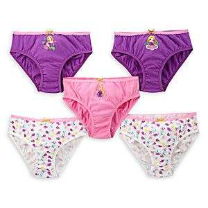 Rapunzel Underwear Set