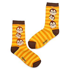 Chip n Dale Tsum Tsum Socks for Women