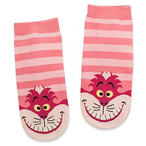 Cheshire Cat Socks for Women