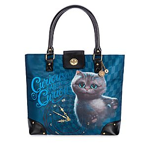 Cheshire Cat Tote - Alice Through the Looking Glass