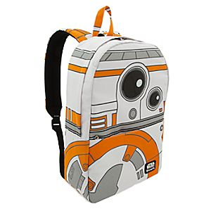 BB-8 Backpack by Loungefly - Star Wars: The Force Awakens