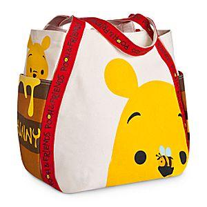 Winnie The Pooh Tote Bag - Large