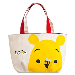 Winnie the Pooh Tote Bag - Small