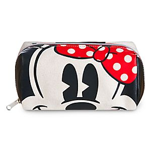 Minnie Mouse Face & Feet Pouch