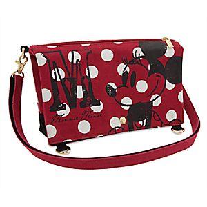 Minnie Mouse Canvas Bag