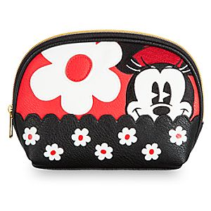 Minnie Mouse Makeup Bag