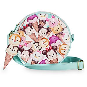 Mickey and Friends Tsum Tsum Crossbody Bag