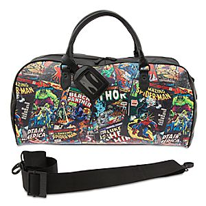 Marvel Comics Duffel Bag for Adults