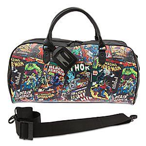 Marvel Comics Duffel Bag for Adults