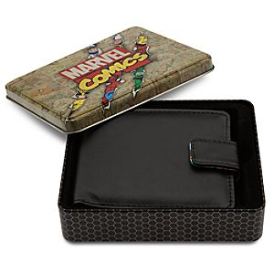 Marvel Comics Wallet for Adults