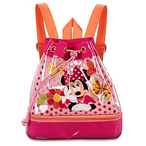 Minnie Mouse Clubhouse Swim Bag