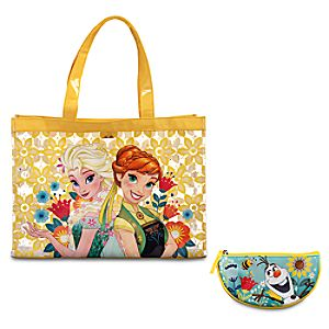 Frozen Fever Swim Bag