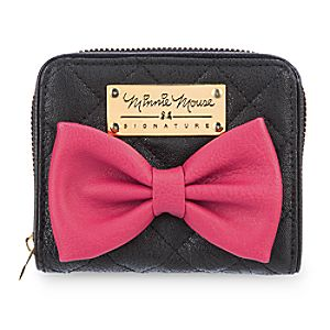 Minnie Mouse Signature Wallet