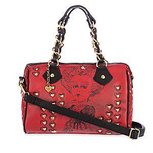 Red Queen Handbag - Alice Through the Looking Glass
