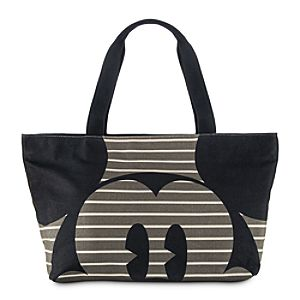 Mickey Mouse Canvas Tote - Walt Disney Studios