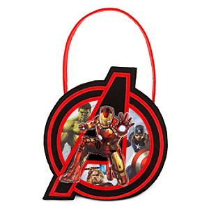 Marvels Avengers Trick-or-Treat Bag - Personalizable