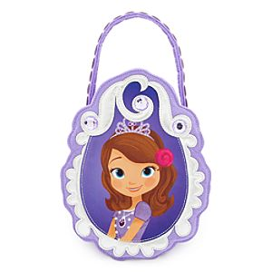 Sofia the First Trick-or-Treat Bag - Personalizable