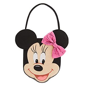 Minnie Mouse Trick-or-Treat Bag - Personalizable