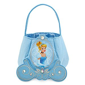 Cinderella Trick-or-Treat Bag - Personalizable