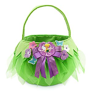 Tinker Bell Trick-or-Treat Bag - Personalizable