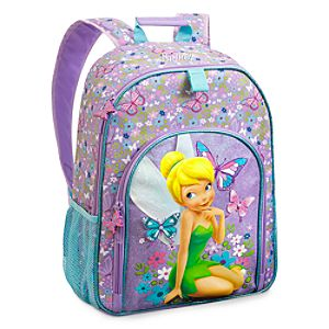 Tinker Bell Backpack - Regular - Personalizable