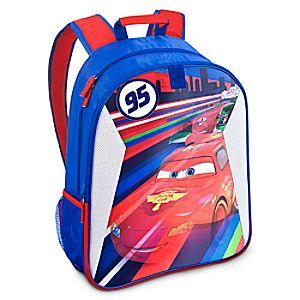 Cars Lenticular Backpack - Regular