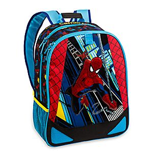 Spider-Man Light-Up Backpack - Personalizable
