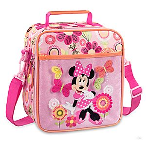 Minnie Mouse Clubhouse Lunch Tote