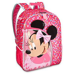 Minnie Mouse Backpack - Regular - Personalizable
