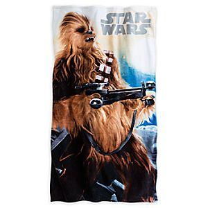 Chewbacca Beach Towel - Star Wars: The Force Awakens