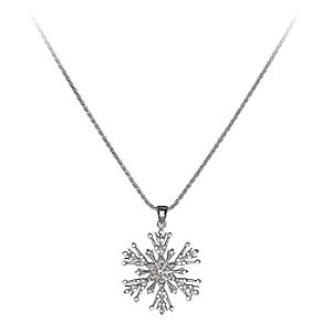 Elsa Snowflake Necklace - Limited Edition