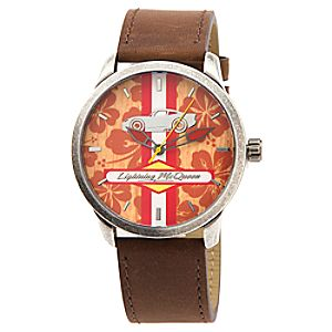 Lightning McQueen Surfer Watch - Limited Edition