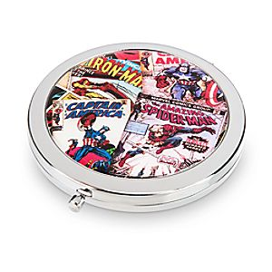 Marvel Comics Mini Compact Mirror