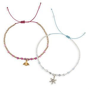 Frozen Bracelet Set by Chan Luu