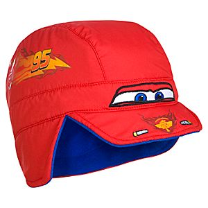 Lightning McQueen Hat for Kids