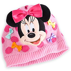 Minnie Mouse Knit Hat for Kids