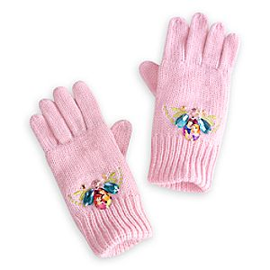 Disney Princess Gloves for Kids