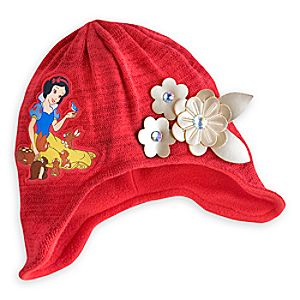 Snow White Hat for Kids