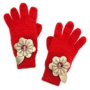 Snow White Gloves for Kids