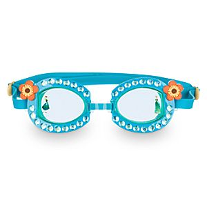 Anna and Elsa Swim Goggles for Kids