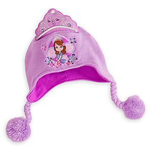 Sofia the First Hat for Kids