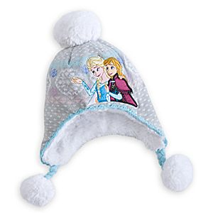Frozen Knit Hat for Kids