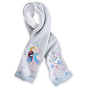 Frozen Scarf for Kids