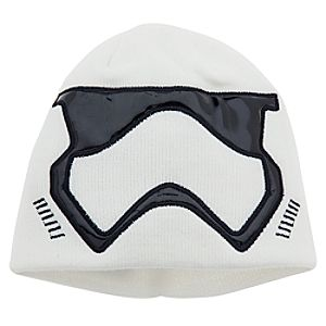Stormtrooper Knit Hat for Kids - Star Wars: The Force Awakens